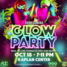 glow party glowparty hashtag on