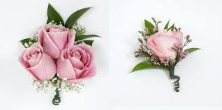 pink corsage pink corsage and boutonniere 24 pcs jr roses wholesale flowers