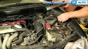 2005 toyota corolla fuel filter how to install replace engine air filter toyota corolla 98 02