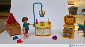chambre bébé playmobil chambre bébé playmobil a vendre à grez doiceau 2ememain be