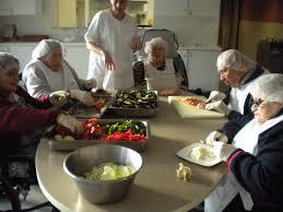 atelier cuisine atelier cuisine ehpad léon dubédat de biscarrosse