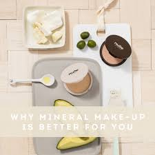 why mineral makeup is good for you by nature