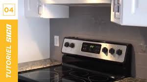 dosseret cuisine peinture sico tutoriel maison peindre un dosseret de cuisine