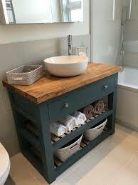 Bathroom Furniture Sink Oak Washstand Home Furniture Diy Ebay