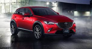 mazda small car price mazda begins production of the cx 3 small suv in thailand carscoops