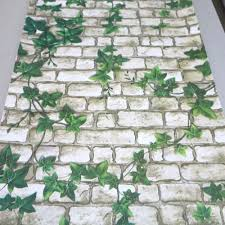 Self Stick Wallpaper by Window Film U0026 Wallpaper 45cm Virginia Creeper Peel Stick