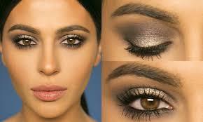 make up tips for salt and pepper hair gray smokey eye makeup tutorial teni panosian youtube