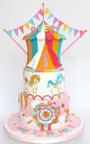 pretty carousel by guilt desserts cakes u0026 cake decorating
