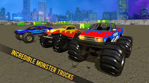 3d monster truck stunt racing monster truck stunt drive 3d android apps on google play