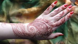 bridal paisley henna tattoo design beautiful and simple mehndi