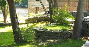 Slope Landscaping Ideas For Backyards Landscaping A Steep Front Yard Terraced Yard On Slope Landscaping