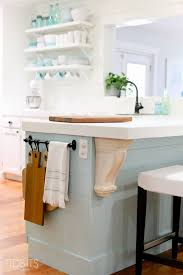 corbels for kitchen island 30 cheap and creative diy home decor projects using corbels hative