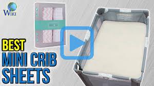 Best Mini Crib Top 8 Mini Crib Sheets Of 2017 Review