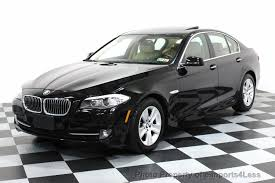 2013 bmw 550i xdrive 2013 used bmw 5 series certified 528i xdrive awd premium cold