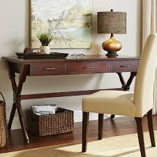 Urban Crossings Computer Armoire by Large Natura Desk Mahogany Brown Pier 1 Imports Gina U0027s