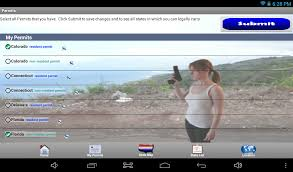 ccw u2013 concealed carry 50 state android apps on google play