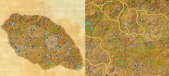 Eso Skyshard Map Eso Stonefalls Skyshards Map Image Information
