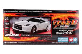 nissan gtr with your coin money tamiya 58623 1 10 rc car tt 02d drift spec chassis nissan gt r r35