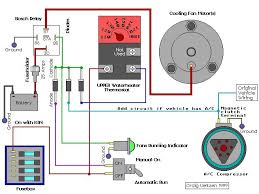 wiring s hdlp relays elec fans cs130 the 1947 present
