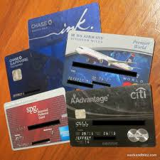 Credit Card Signs For Businesses Our Credit Card Sign Up Bonus Spree 375 000 Miles And Points