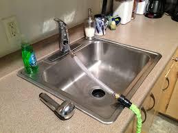 Outside Faucet Lock Sink Faucet Hose Connection