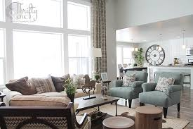 great room decor model home monday living room decorating ideas room decorating