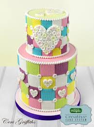 design a cake katy sue designs mould creative cake system button heart