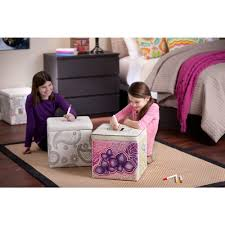 foremost draw it yourself white storage ottoman ot 619t pwk the