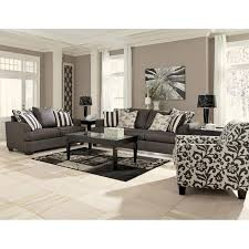 Ashley Furniture Microfiber Loveseat Signature Design By Ashley Furniture Levon Microfiber Sofa In