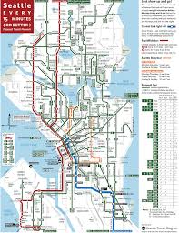 Seattle Light Rail Hours Seattle Frequent Network Maps Preview Sept 2015