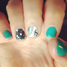 nails shellac gelish gel nails nails art paisley teal grey white
