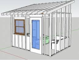 can i build my own house building a tiny house sleep shed for the backyard of our cooperative