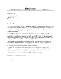 cover letter template entry level the letter sample