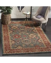 4 X 8 Area Rugs Black Friday Sales On Safavieh Mahal Collection Mah655c