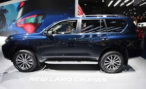 land cruiser car frankfurto automobilių parodoje pristatytas naujasis u201etoyota land