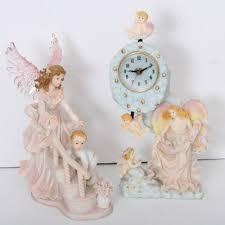 Home Interior Angel Figurines Vintage Decorative Figurines Antique Figurines Auction In