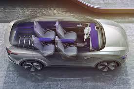volkswagen concept van interior volkswagen i d crozz crossover concept debuts in shanghai motor