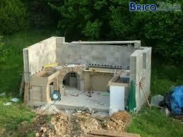 cuisine d été extérieure en amenagement exterieur coin barbecue cuisine d ete exterieure un