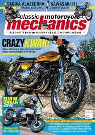 classic motorcycle mechanics september 2017 by mortons media group