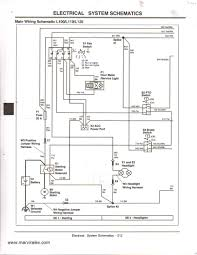 john deere 1445 wiring diagram with jd light circuits partially