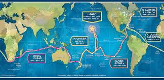Honua Kai Map Hauʻoli Heʻe Nalu La Happy International Surfing Day