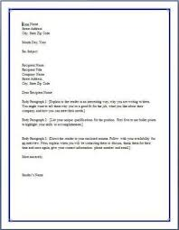 cover letter sample with cv