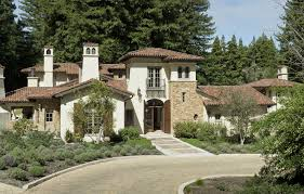 home italian villa style homes