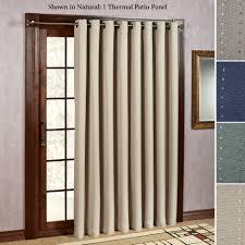 Curtain Ideas Patio Ideas Patio Door Curtain Panel With Cream Curtain Ideas And