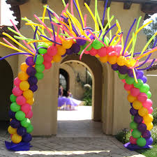 arch decoration efavormart balloon arch stand kit for wedding event