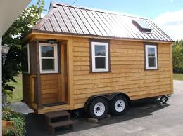 Tiny Cottages For Sale by 135 Sq Ft Tiny House For Sale Built On Tumbleweed Trailer