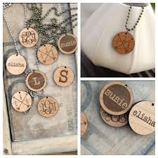 personalized photo pendant necklace perfectly personal personalized wood pendant necklace kits 67