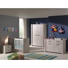 la chambre en espagnol bébé complète coloris chêne espagnol