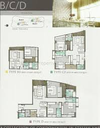 Foresta Floor Plan by City Residence Penang Property Talk