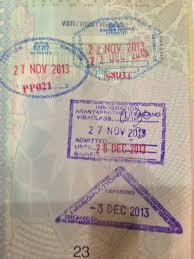 consolati thailandesi in italia thailandia visa on arrival visto e ambasciate